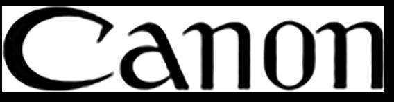 canon logo canon global