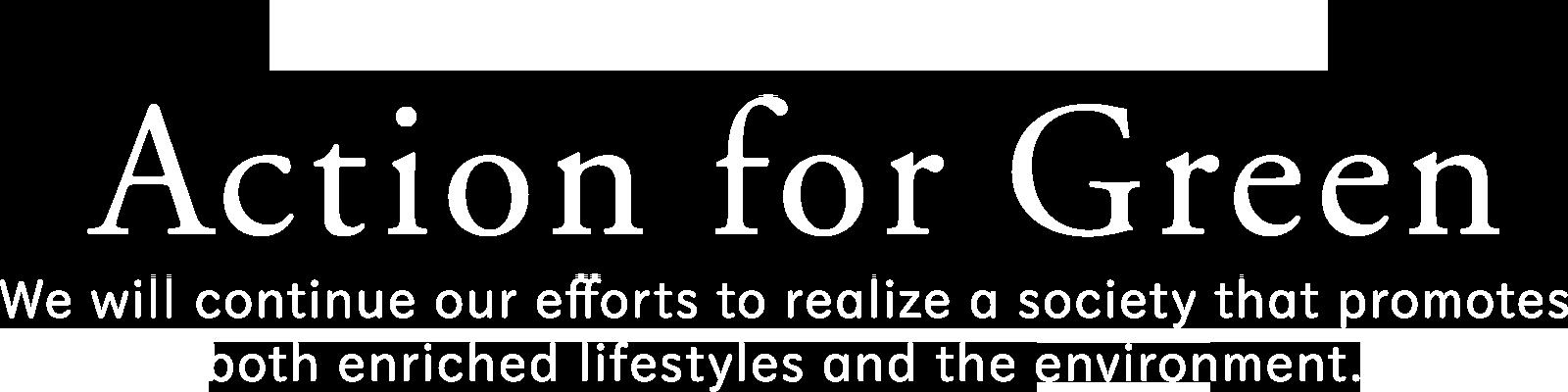 Environmental Activities | Canon global