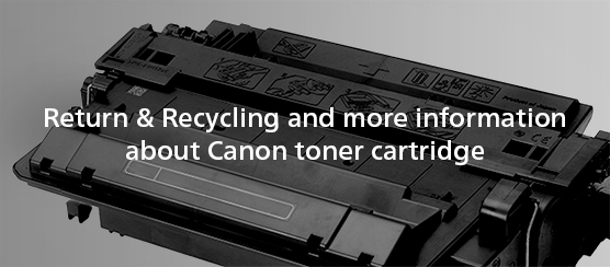 Canon Toner Cartridge Information Park