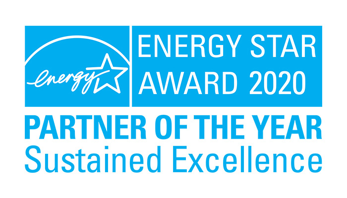 Energy star award 2020