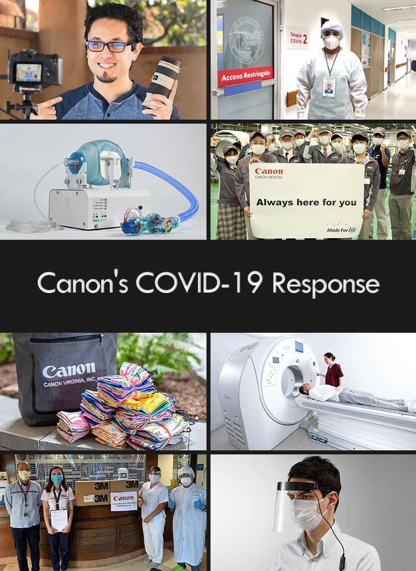 Canon Global