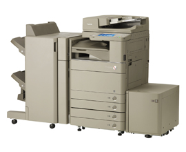 Canon imageRUNNER ADVANCE C5255 MFP FAX Drivers for PC