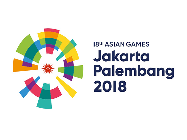 The Asian Games  Logo
