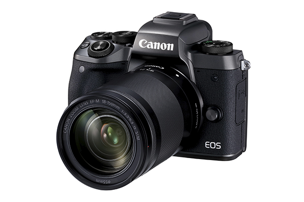 EOS M5<br>Compact-system camera