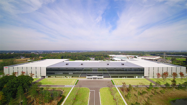 Canon Eco Technology Park