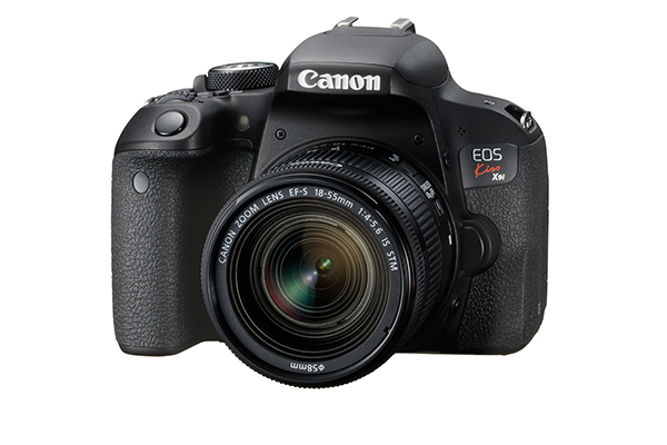 EOS Kiss X9i digital SLR camera <br>(EOS Rebel T7i / EOS 800D in other regions)