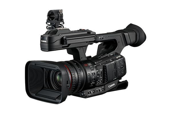 XF705 Professional handheld 4K UHD camcorder