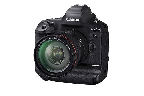Professional DILC Camera EOS-1D X Mark III