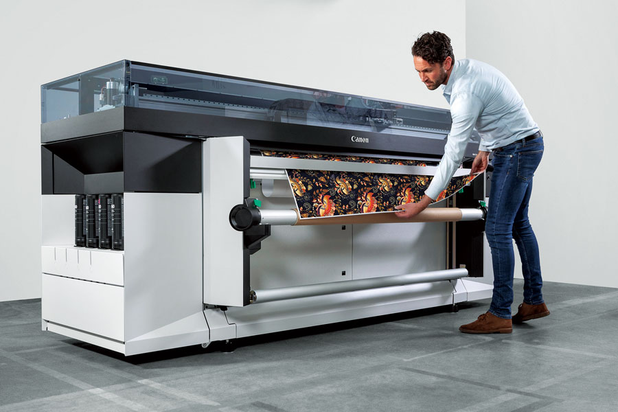 Commercial printing | Canon Global