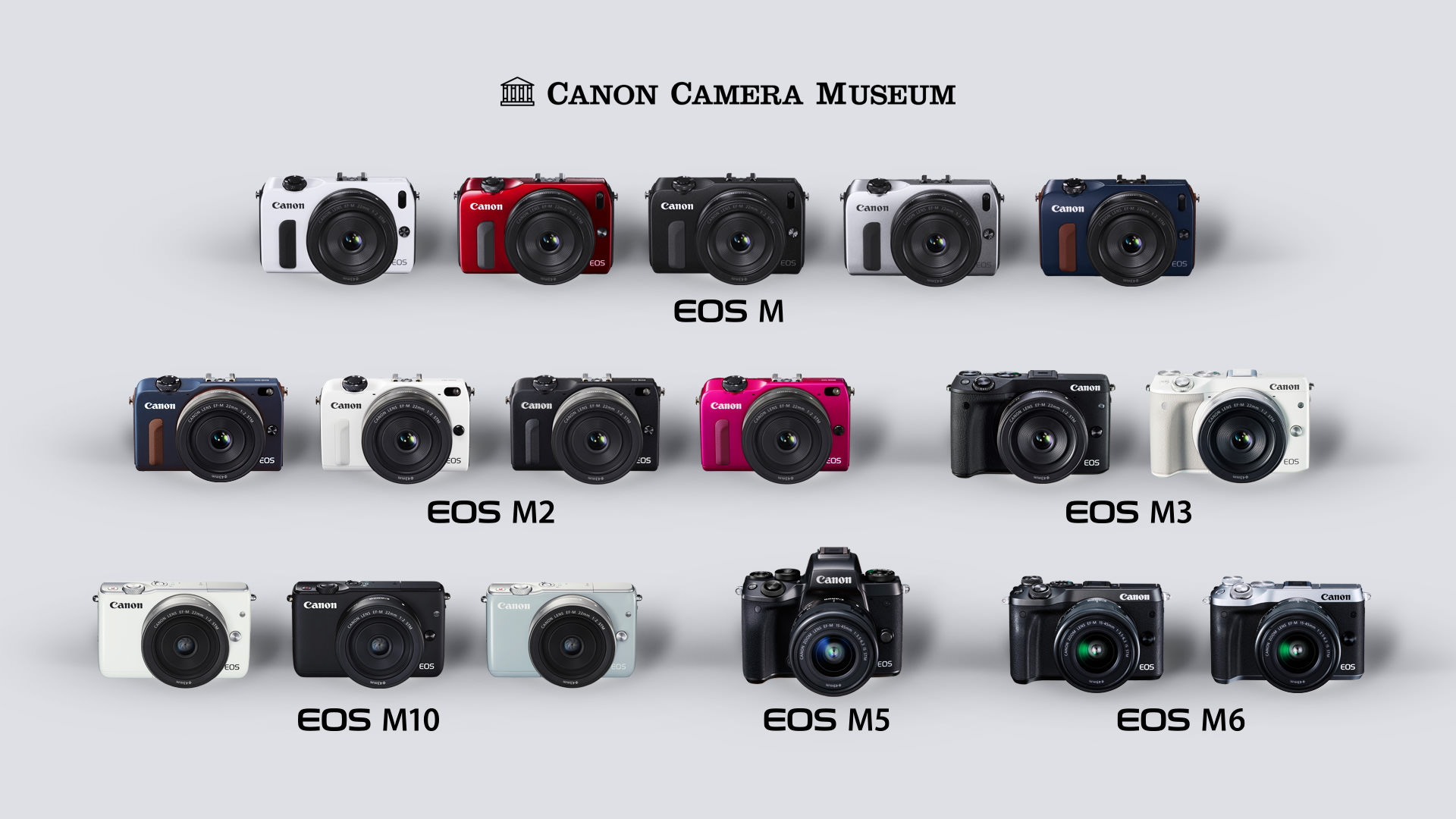 The EOS M Line Combines Portability And Performance To Give You Stunning Image Results With Its APS C Size CMOS Sensor