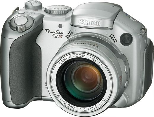 Powershot S2 Is Canon Camera Museum