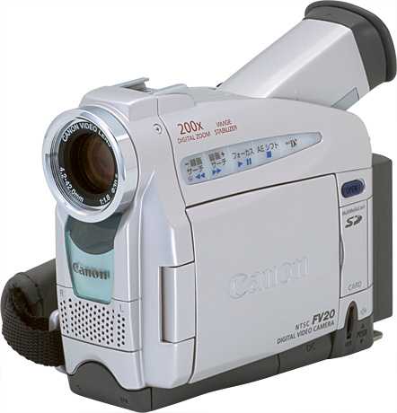 DRIVER FOR CANON ZR30MC