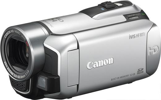 Canon VIXIA HF R11 Driver Windows 7