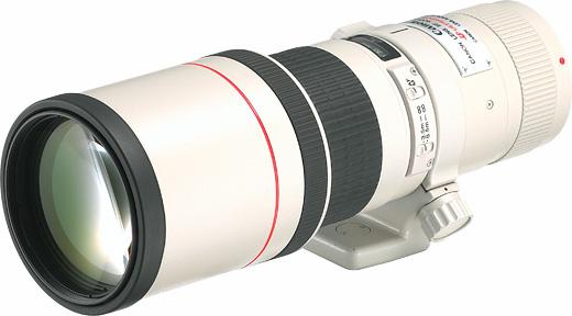 Canon EF 400 mm f / 5.6L USM