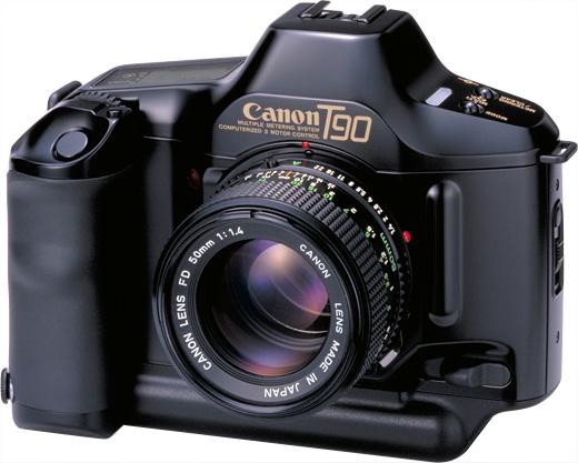 T90 - キヤノンカメラミュージア...