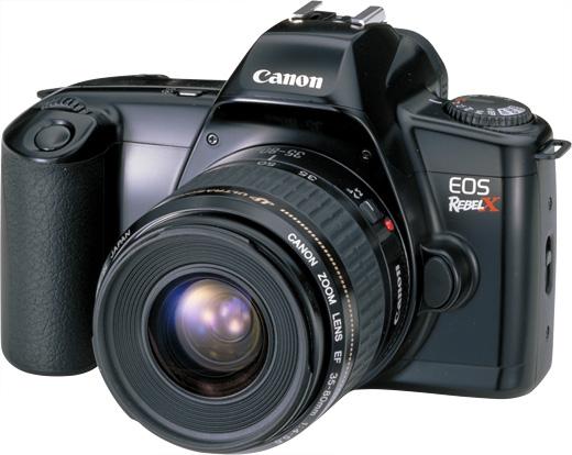 Canon Eos 1000fn Rebel S Ii Af Slr Camera Index Page