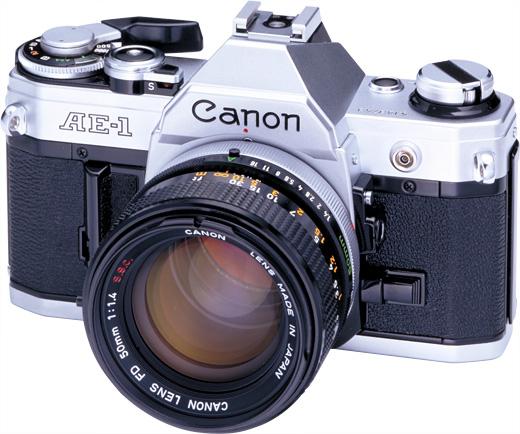 AE-1 - キヤノンカメラミュージ...