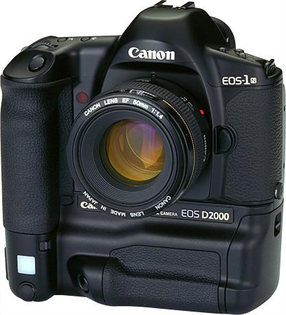 Canon EOS D2000 Driver for Windows 7