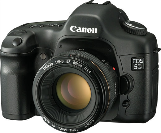 EOS 5D - Canon Camera Museum