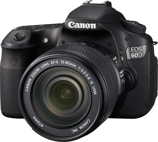 EOS 60D - Canon Camera Museum