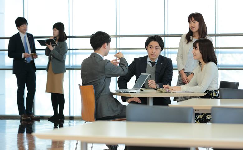 人材育成・キャリア形成 | 働き方を知る | 新卒採用 | 採用情報 | キヤノングローバル