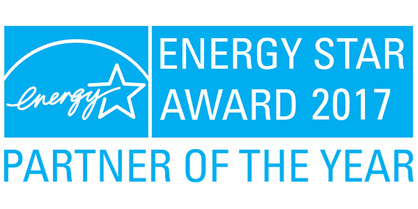 ENERGY STAR Award 2017ロゴマーク