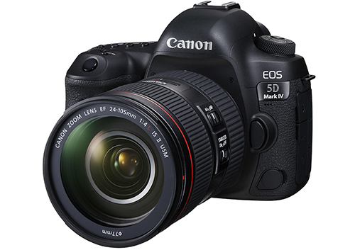 EOS 5D Mark IV<br>(2016年11月発売)