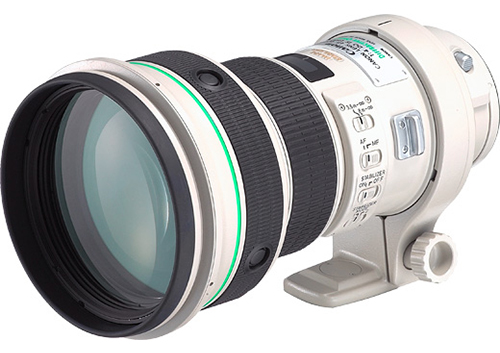EF400mm F4 DO IS USM<br>(2001年12月発売)