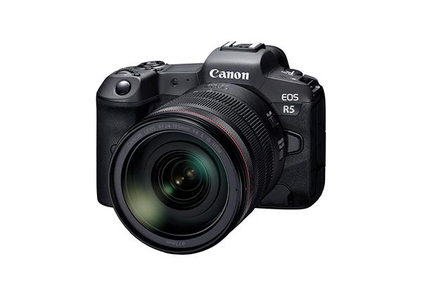 """EOS Rシステム」を強化 次世代フルサイズミラーレスカメラ""""EOS R5""""とRF ..."""